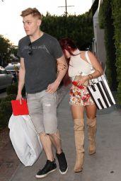 Ariel Winter - Leaving Nine Zero One in West Hollywood 06/19/2017
