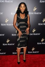 Ashley Blaine Featherson – Evening With Jeremy Renner in LA Los Angeles 06/15/2017