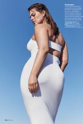 Ashley Graham - Glamour Magazine July 2017 Issue and Video
