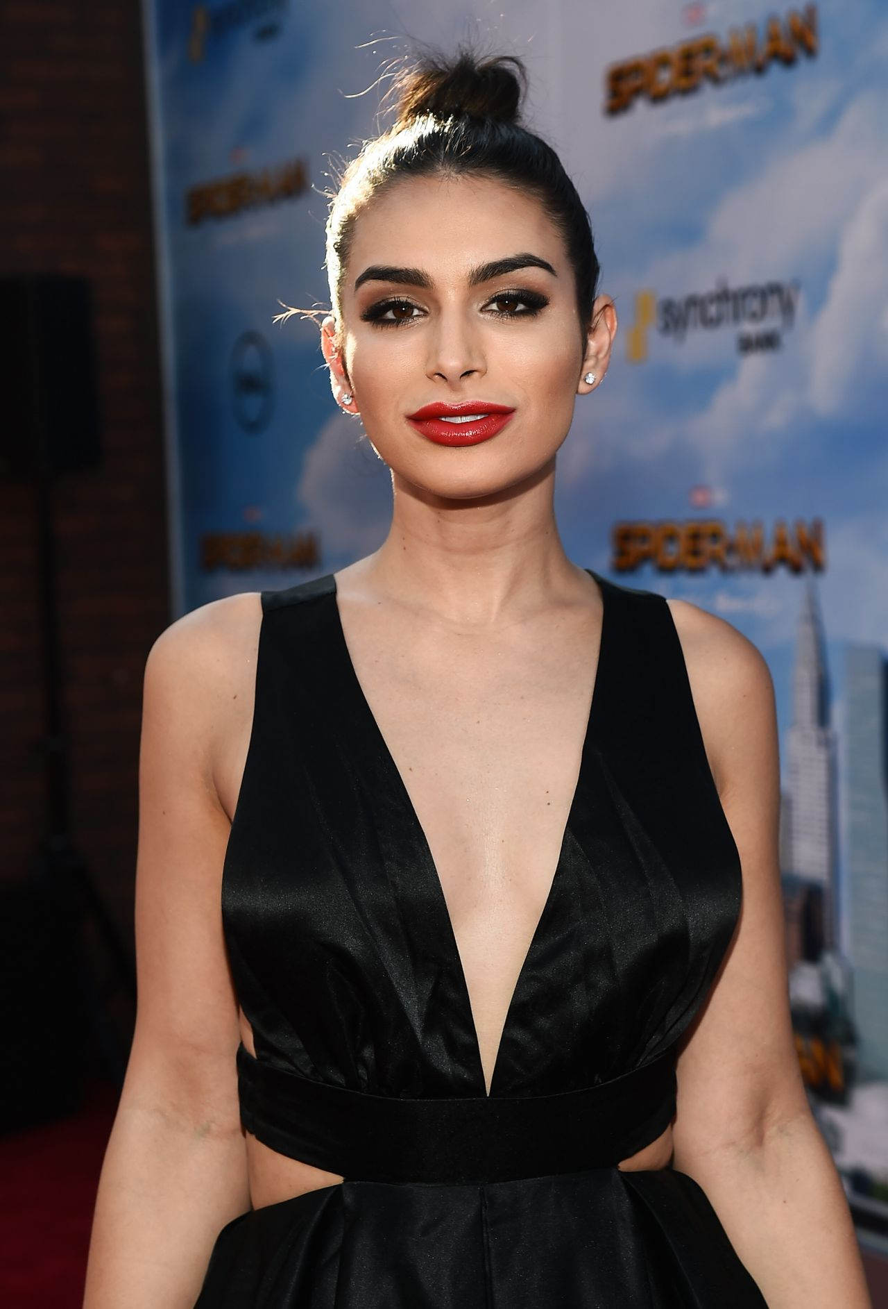 Ashley Iaconetti Spider Man Homecoming Premiere In