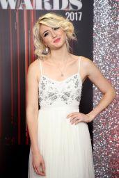 Ashley Slanina-Davies – British Soap Awards in Manchester, UK 06/03/2017