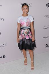 Asia Monet Ray – Ladylike Foundation Women of Excellence Awards in LA 06/03/2017