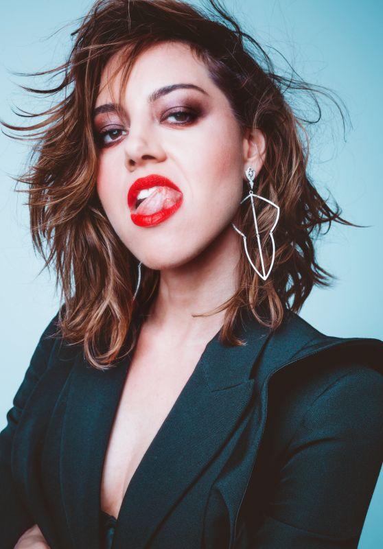Aubrey Plaza - Photoshoot for Rogue Magazine 2017