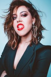 Aubrey Plaza - Photoshoot for Rogue Magazine 2017