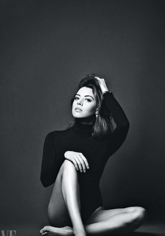 Aubrey Plaza - Photoshoot for Vanity Fair, Summer 2017