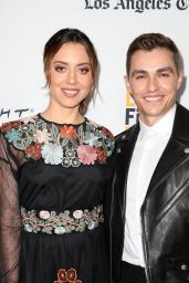 """Aubrey Plaza – """"The Little Hours"""" Screening in Culver City 06/19/2017"""