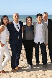 Audrey Bastien – 31st Cabourg Film Festival 06/16/2017