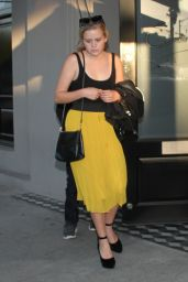 Ava Phillippe - Dines for Father