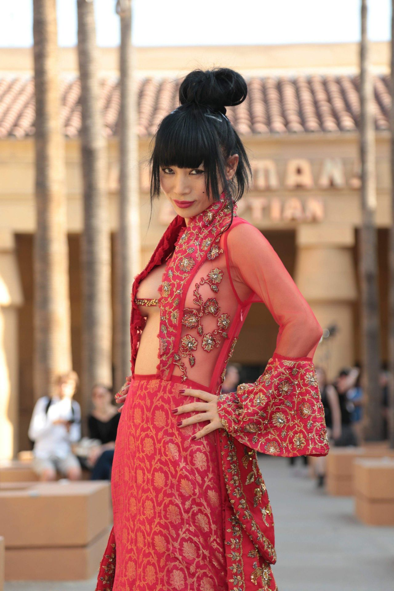 Bai Ling - Etheria Film Night at the Egyptian Theatre in ...