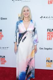 "Barbara Crampton – ""The Book of Henry"" Premiere at Los Angeles Film Festival 06/14/2017"
