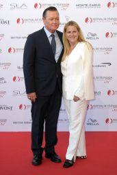 Barbara Patrick – Monte Carlo TV Festival Opening Ceremony 06/16/2017