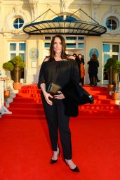 Beatrice Dalle – Cabourg Film Festival Closing Ceremony 06/17/2017