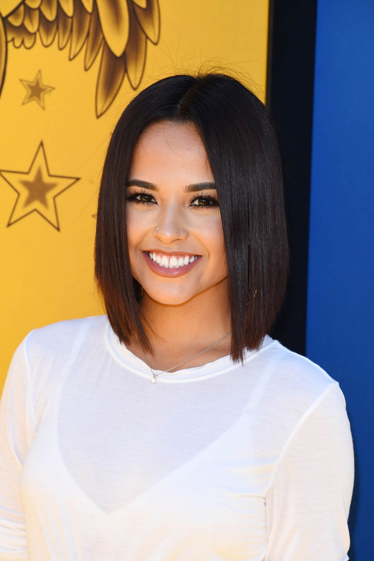 Becky G Despicable Me 3 Premiere In Los Angeles 06 24 2017