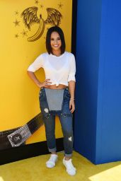 "Becky G – ""Despicable Me 3"" Premiere in Los Angeles 06/24/2017"