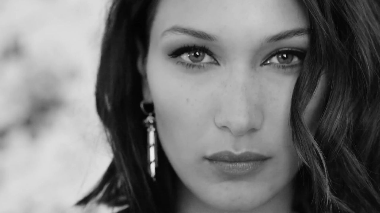 Bella Hadid Instyle Magazine August 2017 Video