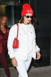 Bella Hadid - Leaving Her Apartment in Manhattan, NYC 06/08/2017
