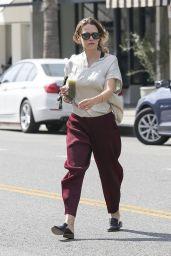 Bethany Joy Lenz in Casual Attire - Los Angeles 06/08/2017