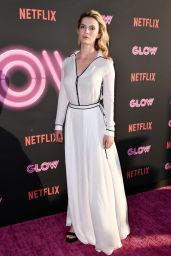 Betty Gilpin – GLOW TV Show Premiere in Los Angeles 06/21/2017