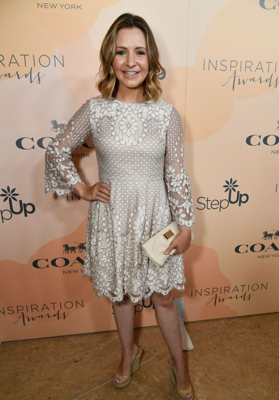 Beverley Mitchell – Inspiration Awards in Los Angeles 06/02/2017