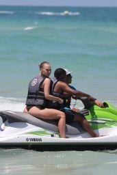Bianca Elouise - Waverunning in Miami Beach 06/26/2017