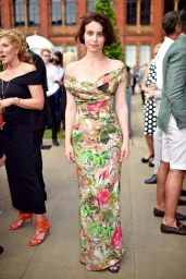 Billie JD Porter – The Victoria and Albert Museum Summer Party in London 06/21/2017