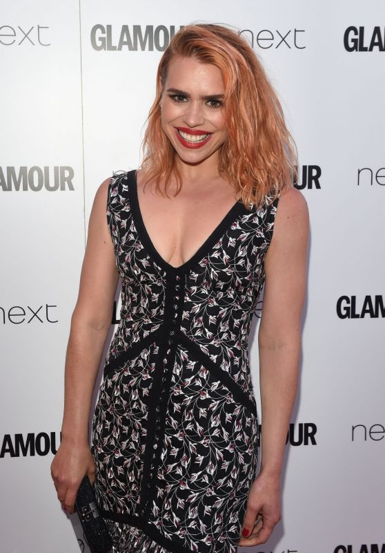 Billie Piper – Glamour Women Of The Year Awards in London, UK 06/06/2017