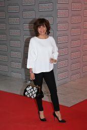 Birgit Schrowange – German Media Award 2016 at Kongresshaus, Baden-Baden 05/25/2017