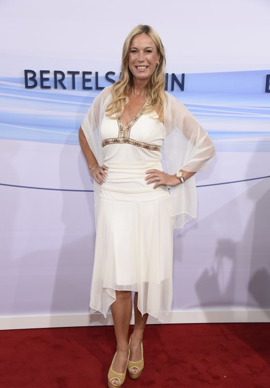 Birgit von Bentzel – Bertelsmann Party in Berlin 06/22/2017