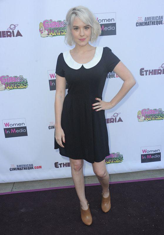 Brea Grant - Etheria Film Night Event in Los Angeles 06/03/2017