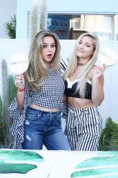 Brec Bassinger – Coveteur x Bumble and Bumble: Summer's in the (H)air Event in NYC 06/22/2017