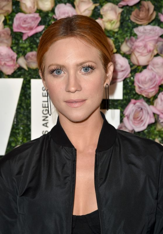 Brittany Snow – Women In Film Max Mara Face of the Future Awards in LA 06/12/2017