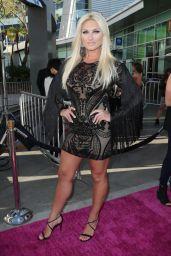 Brooke Hogan – GLOW TV Show Premiere in Los Angeles 06/21/2017