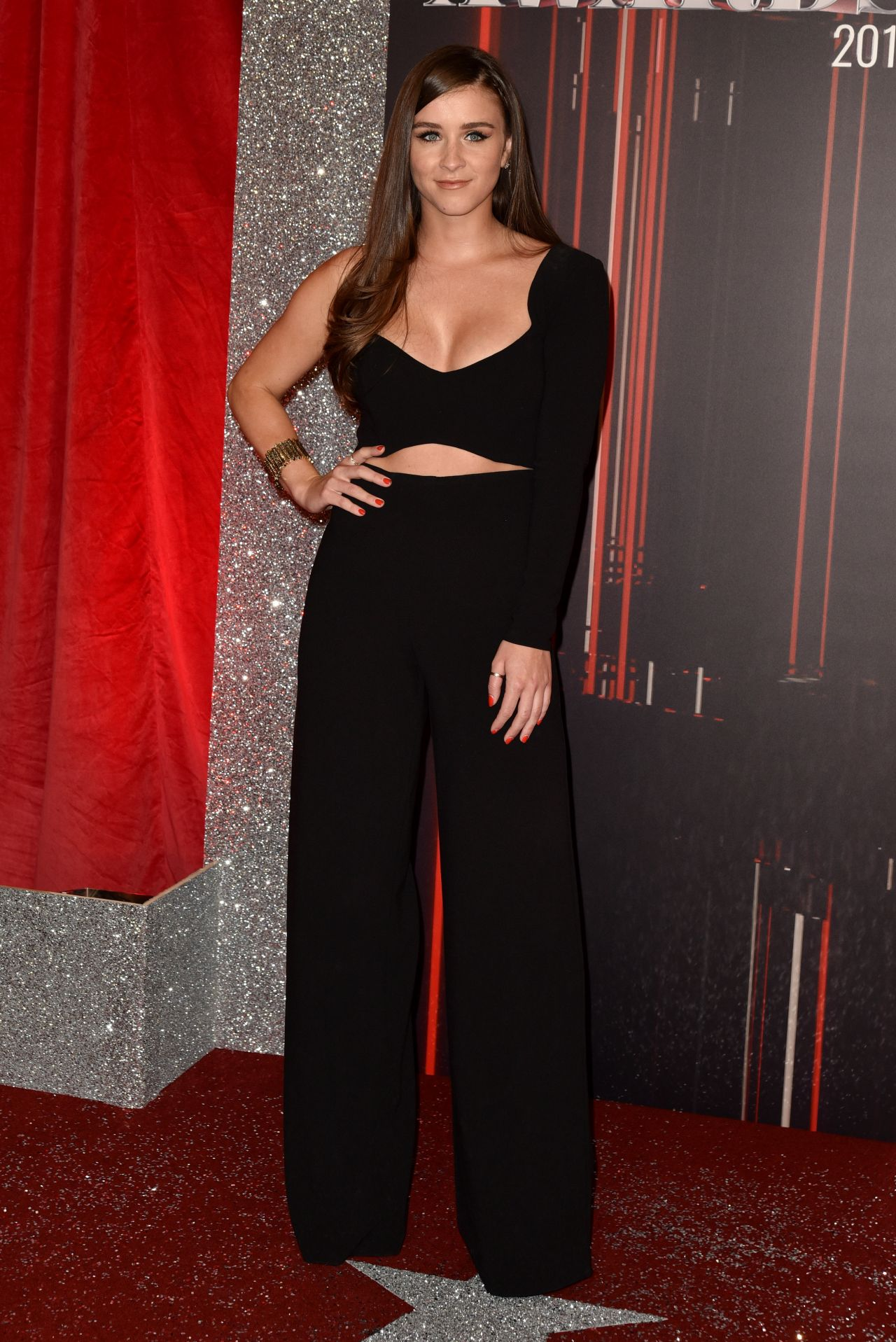 Brooke Vincent British Soap Awards In Manchester Uk 06