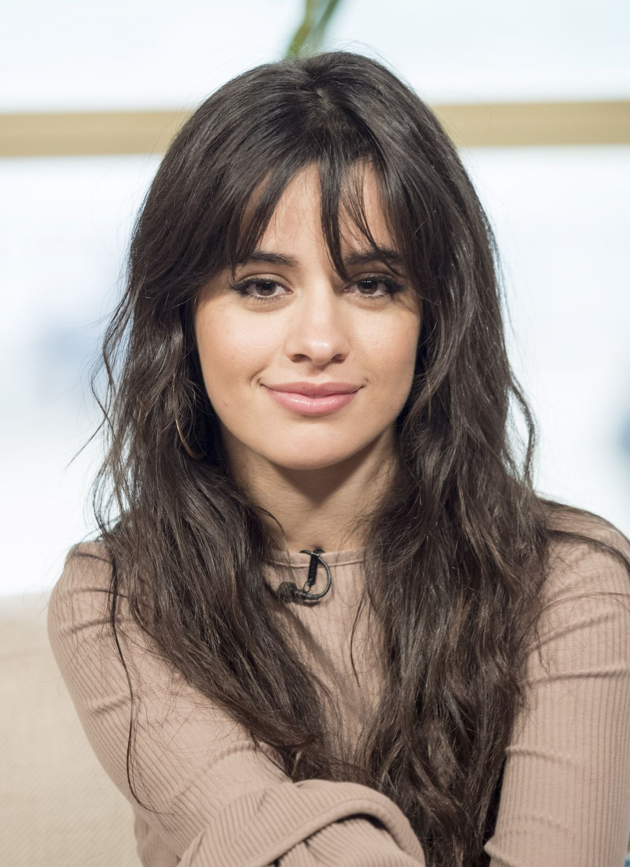 "Camila Cabello Appeared on ""This Morning"" TV Show in ..."