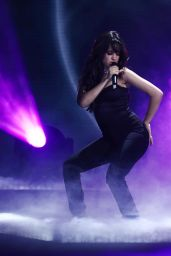 Camila Cabello Performs at Britain's Got Talent in London 05/30/2017