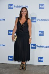 Camila Raznovich – RAI Italian National Television Network Programs in Milan 06/28/2017