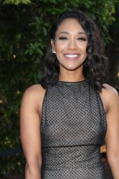 Candice Patton – Saturn Awards in Los Angeles 06/28/2017