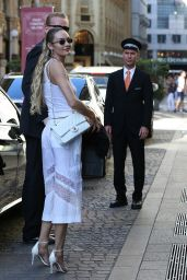 Candice Swanepoel Style - Milan, Italy 06/17/2017