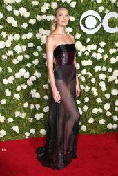 Candice Swanepoel – Tony Awards in New York City 06/11/2017
