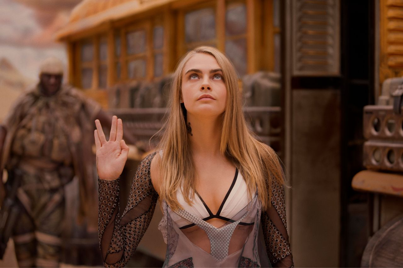 Cara Delevingne Quot Valerian And The City Of A Thousand
