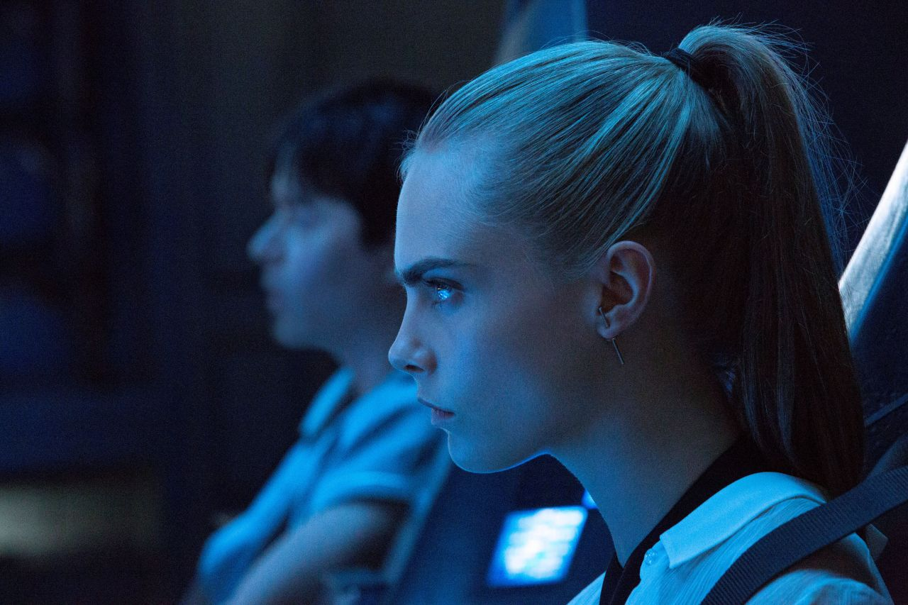 Image result for cara delevingne valerian and the city of a thousand planets