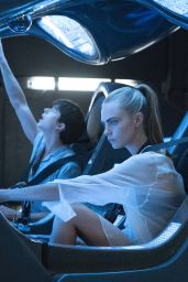 """Cara Delevingne - """"Valerian and the City of a Thousand Planets"""" Photos 06/12/2017"""