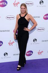 Carina Witthöft – WTA Pre-Wimbledon Party in London 06/29/2017