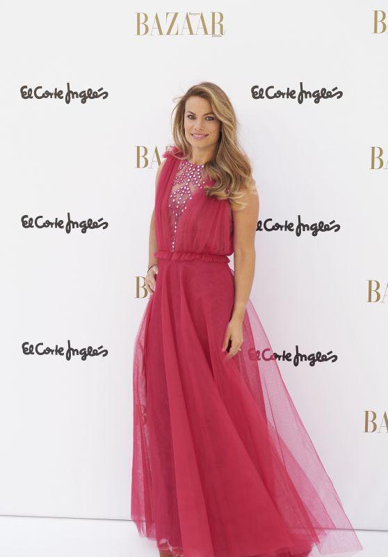 Carla Goyanes – 150th Anniversary of Harper's Bazaar Party in Madrid 06/28/2017
