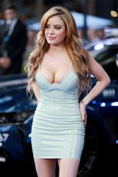 "Carla Howe – ""Transformers: The Last Knight"" Premiere in London 06/18/2017"