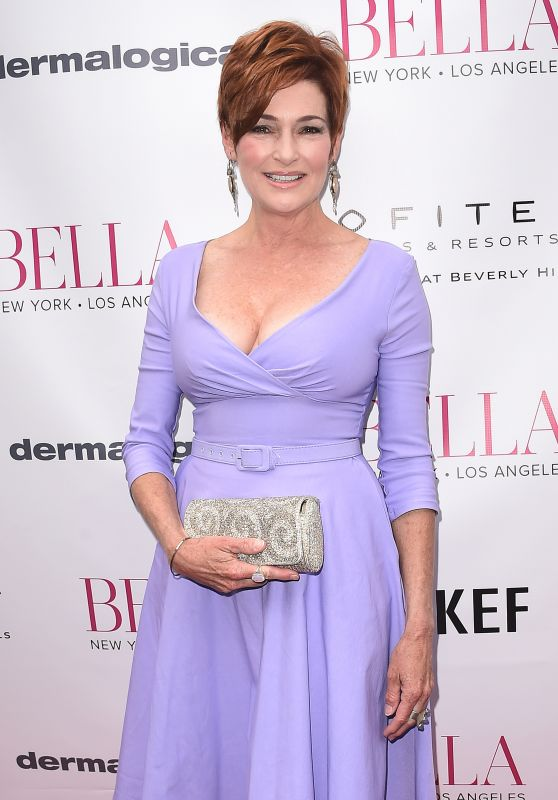 Carolyn Hennesy – Bella LA Magazine Summer Issue Party in Los Angeles 06/23/2017