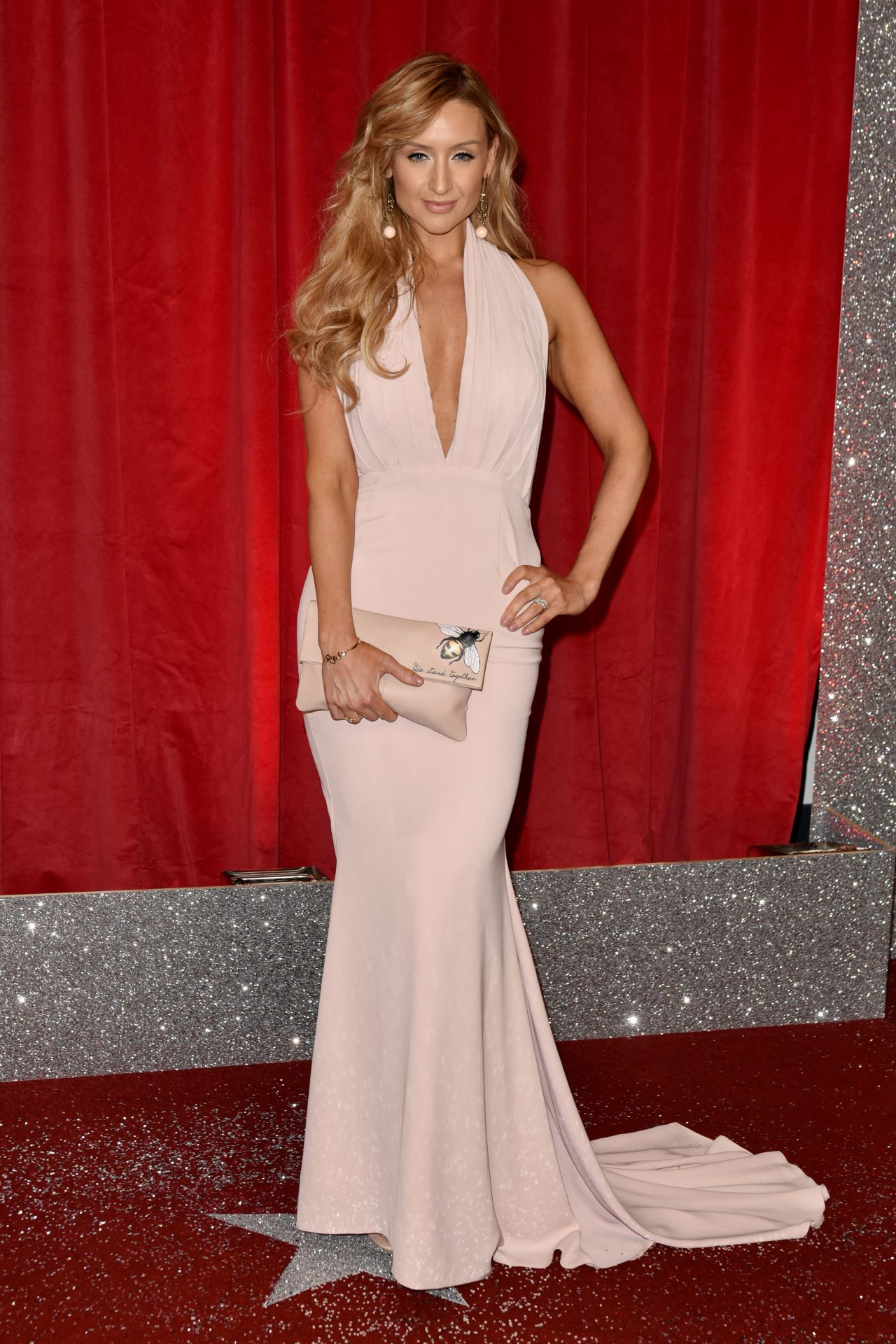British Soap Awards In Manchester 06