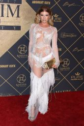 Chanel West Coast – Maxim Hot 100 Party in Los Angeles 06/24/2017
