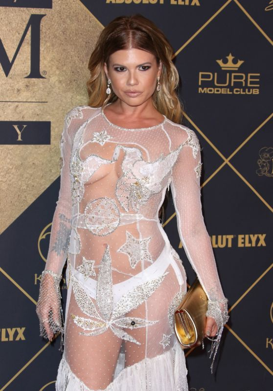 Chanel West Coast – Maxim Hot 100 Party in Los Angeles 06/24/2017