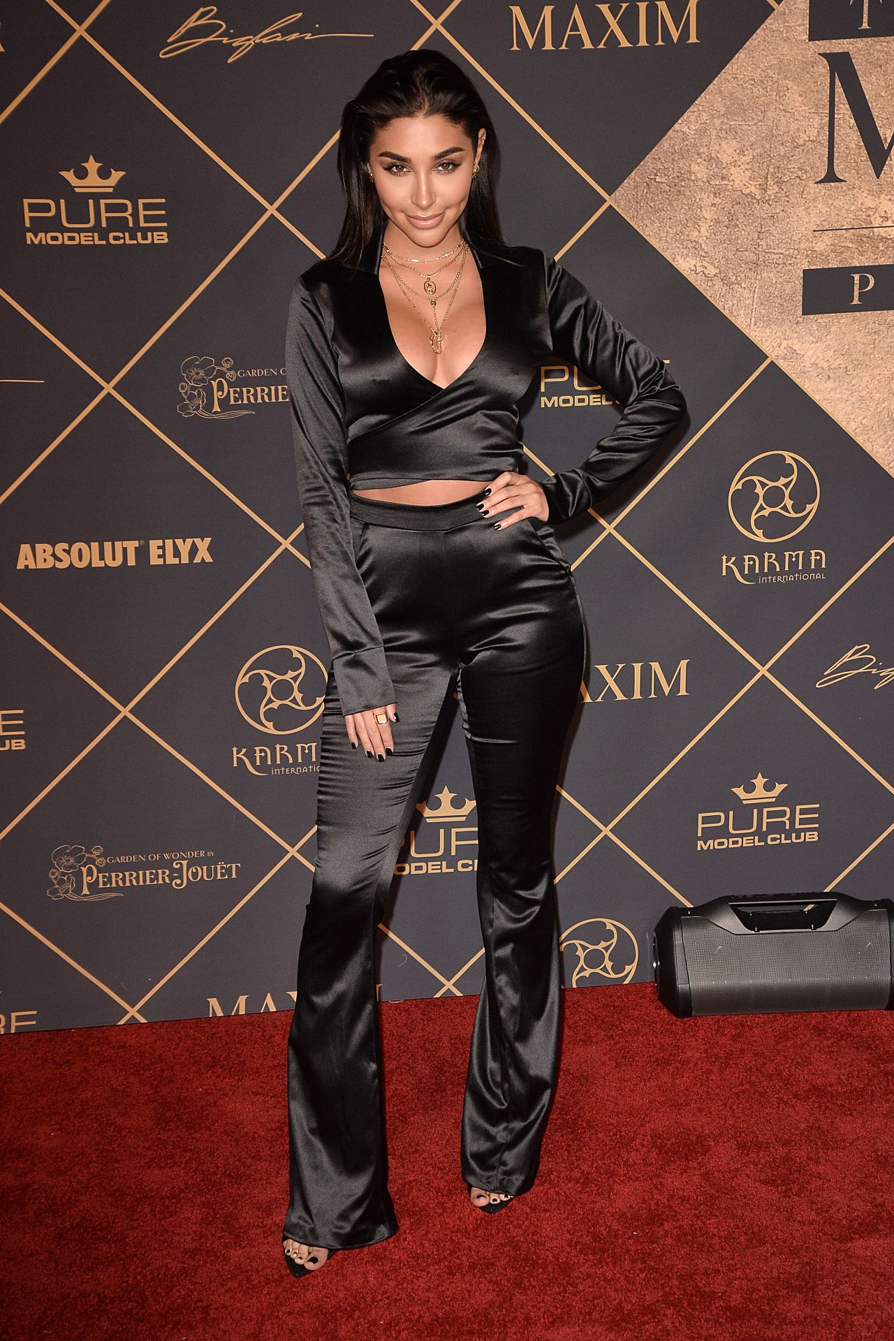 jeffries – maxim hot 100 party in los angeles 06/24/2017